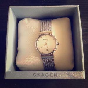 Skagen Ladies Stainless Steel Watch